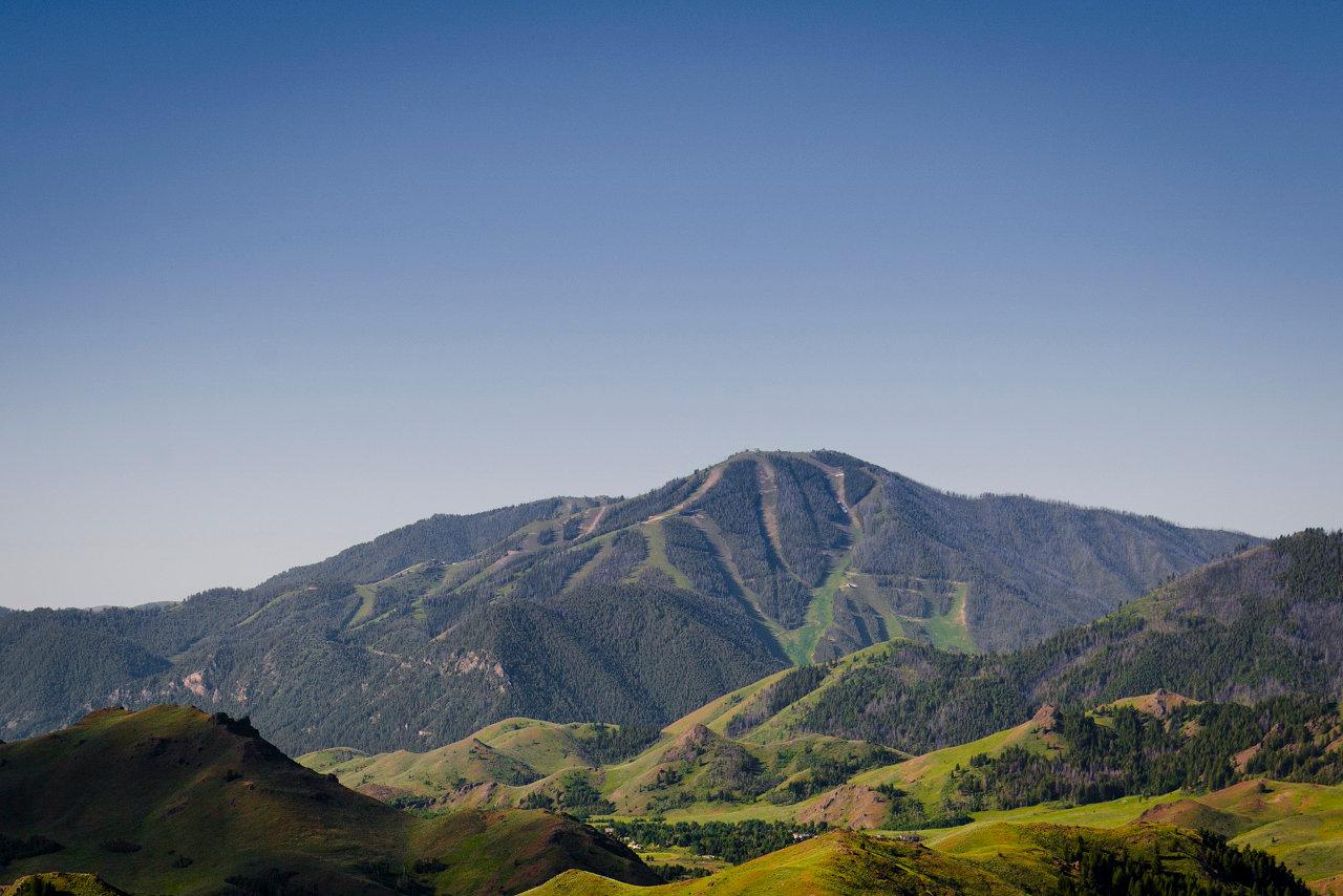 Mt Baldy, Sun Valley