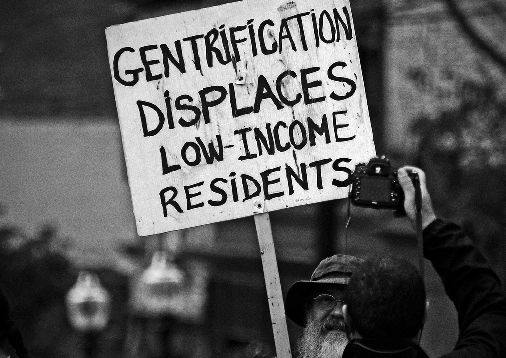 People throw around the word 'gentrification' without much context. Check this important history lesson.