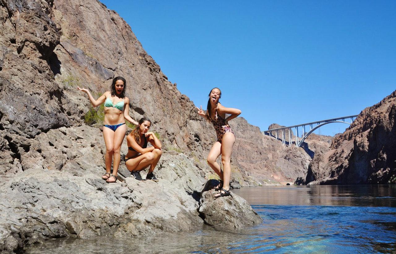 Gold Strike Hot Springs, Nevada