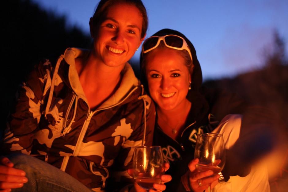 Sun Valley campfire