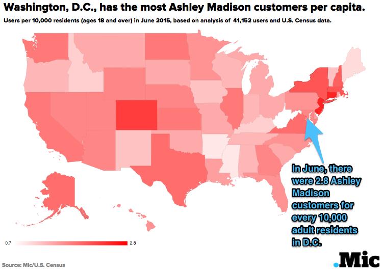 ashleymadison com map