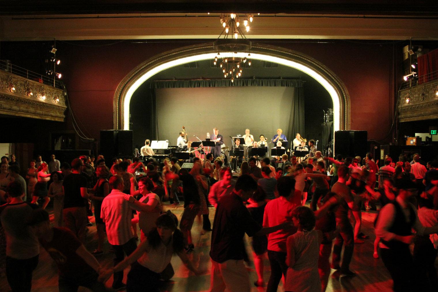Century Ballroom, Seattle