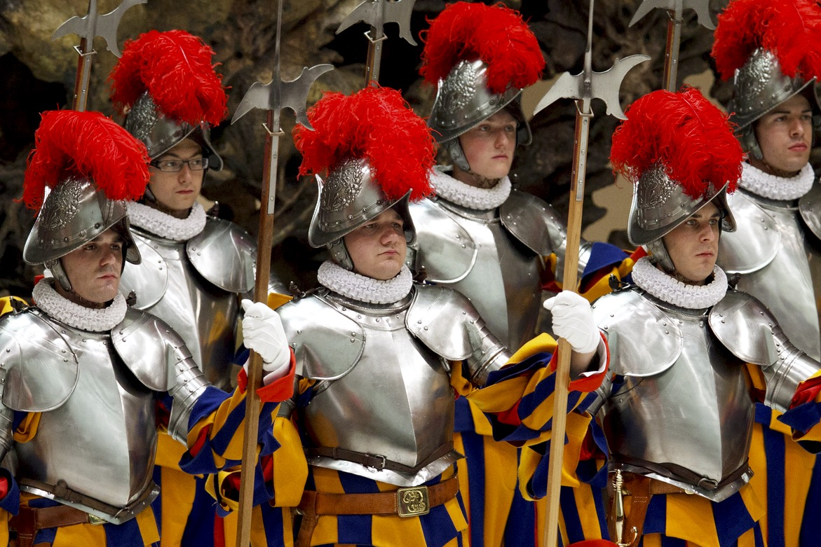 least-known-countries-facts-swiss-guard-vatican