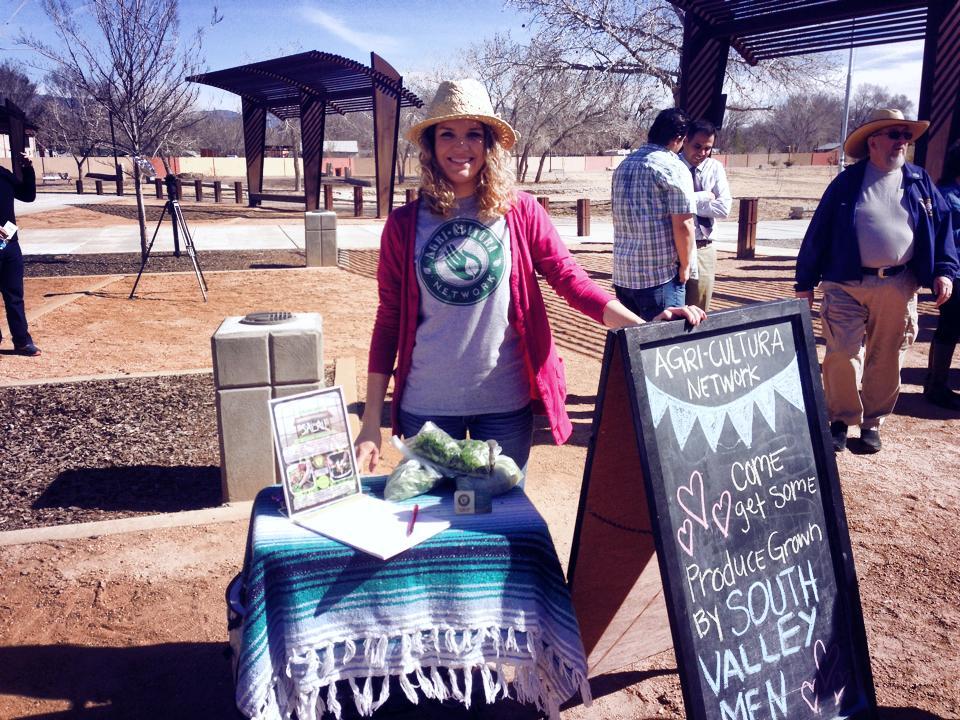 Agri-cultura, New Mexico