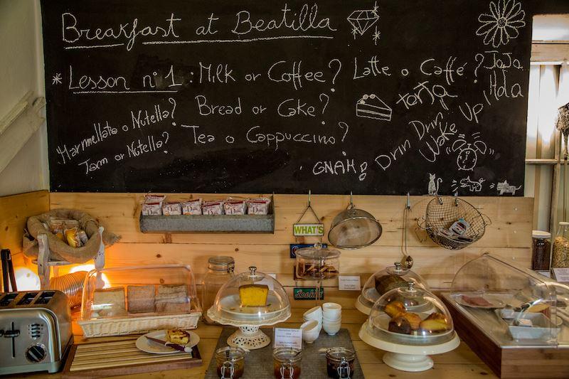 Agriturismo Breakfast 2