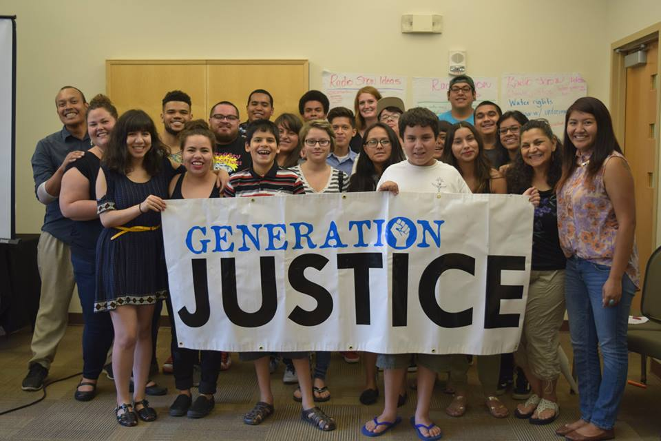 Generation Justice, New Mexico