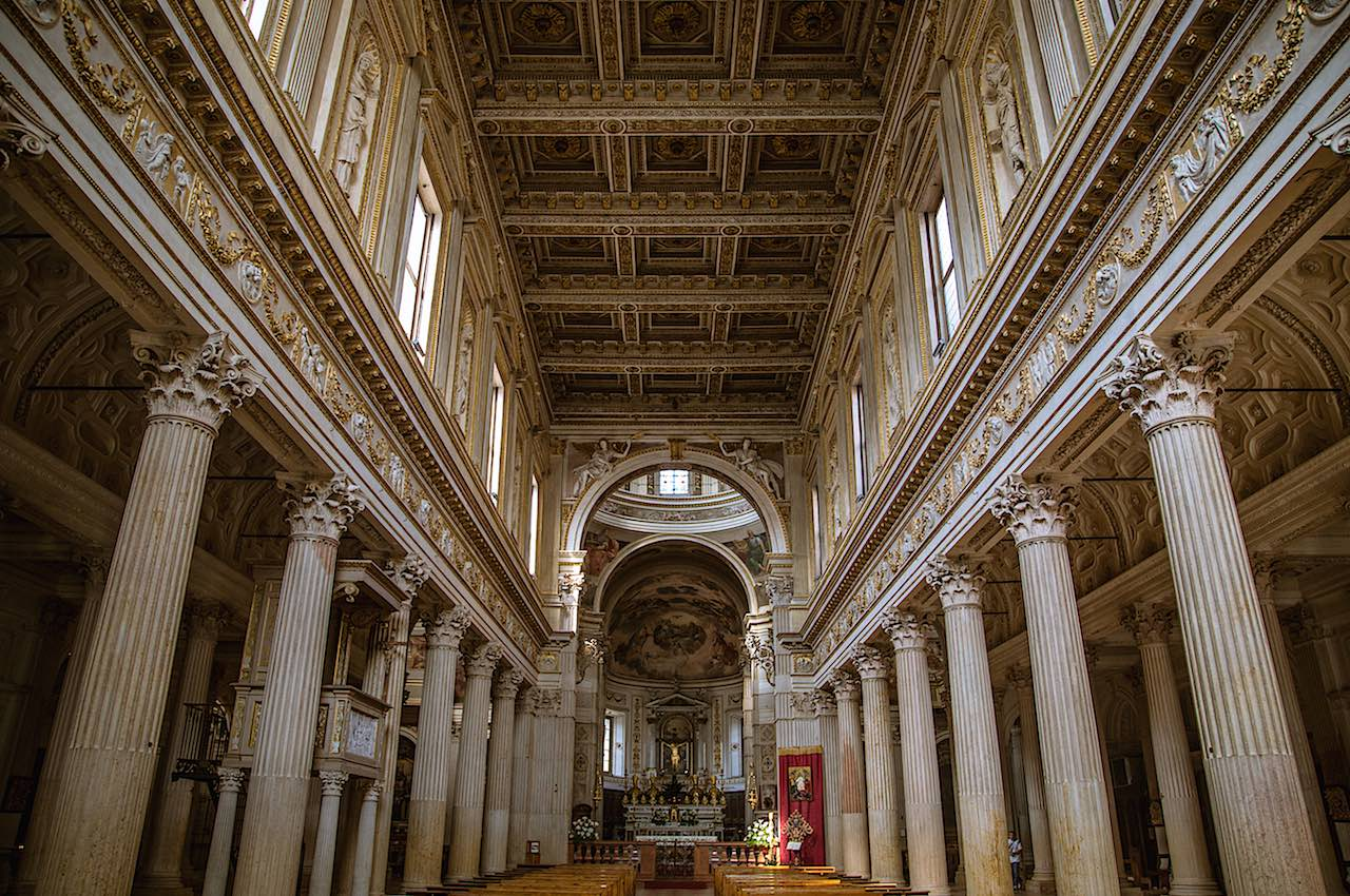 Mantova Church