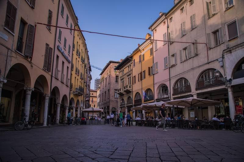 Mantova Streets
