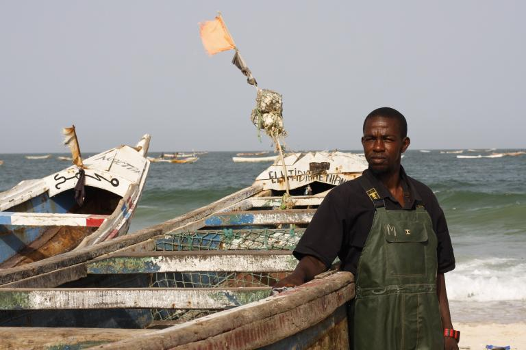 The biggest threat to West Africa's traditional fisheries might be your appetite