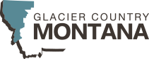 Glacier Country logo