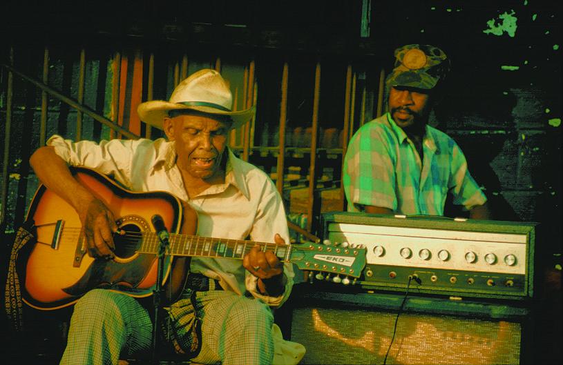 Yazoo City musicians