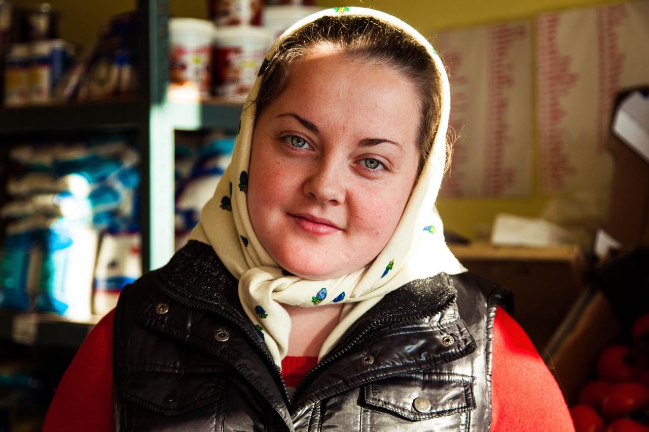 Mihaela Noroc's portrait