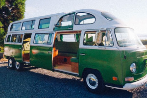 Here are the 11 sexiest customized VW camper vans ever to grace road-life