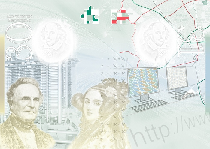 Mathematician Ada Lovelace is one of the two women featured on the new UK passport.
