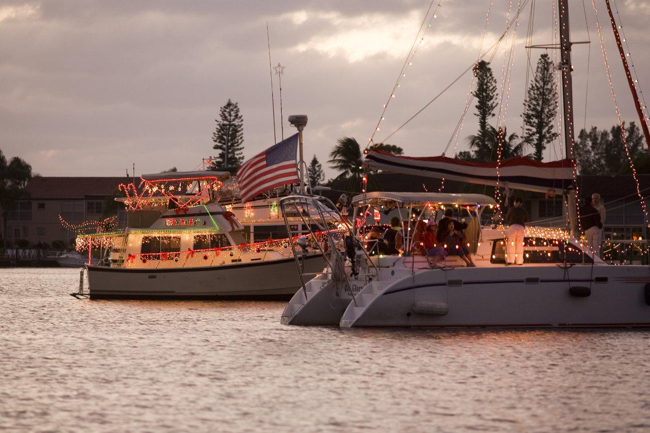 Cape Coral Boat Parade