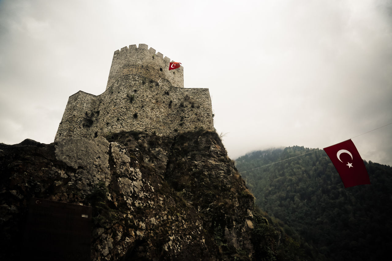 Zilkale Castle, Turkey