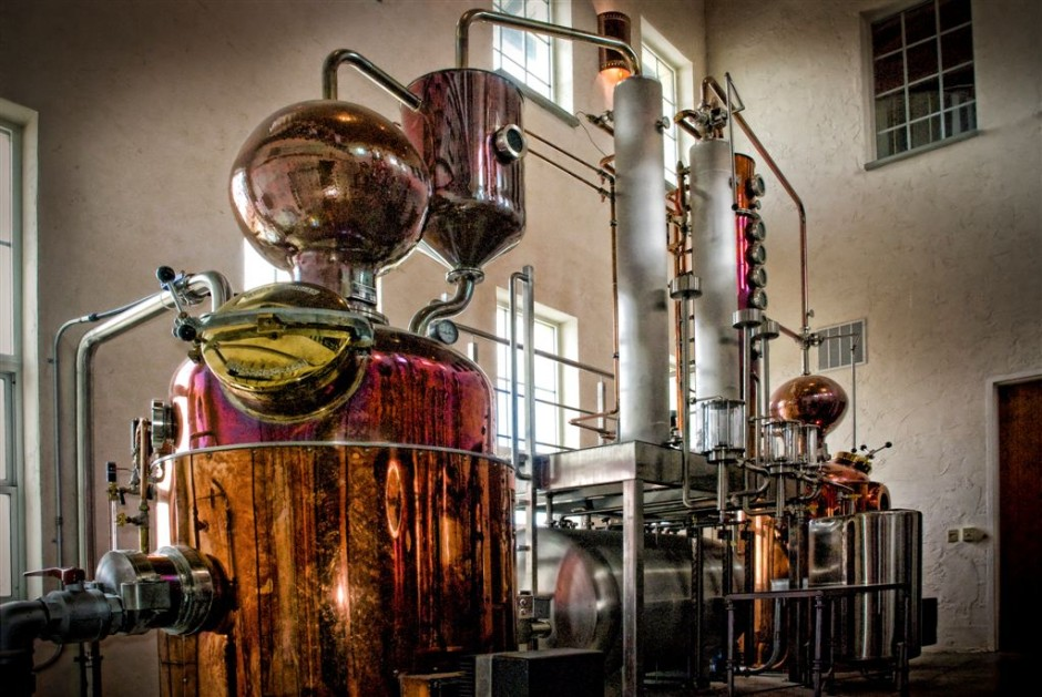 Photo: Koenig Distillery & Winery