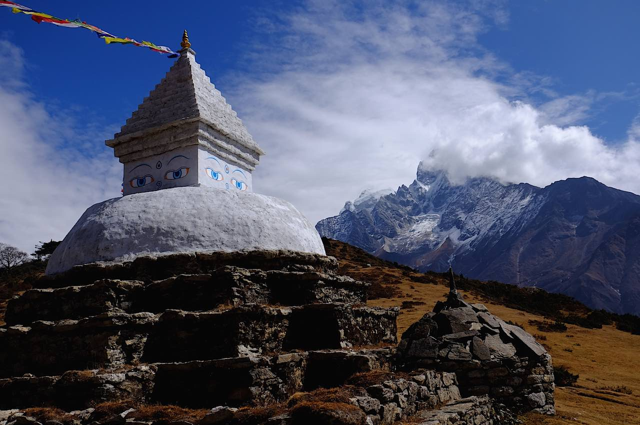 Nepal pic9 Stupa Christophe Noel