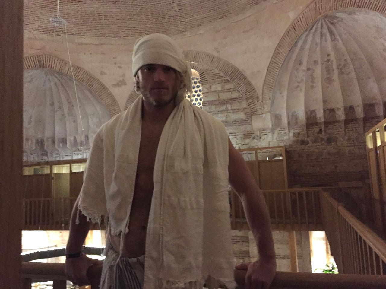 Turkish hammam