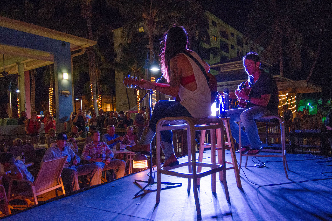 Live music in Fort Myers