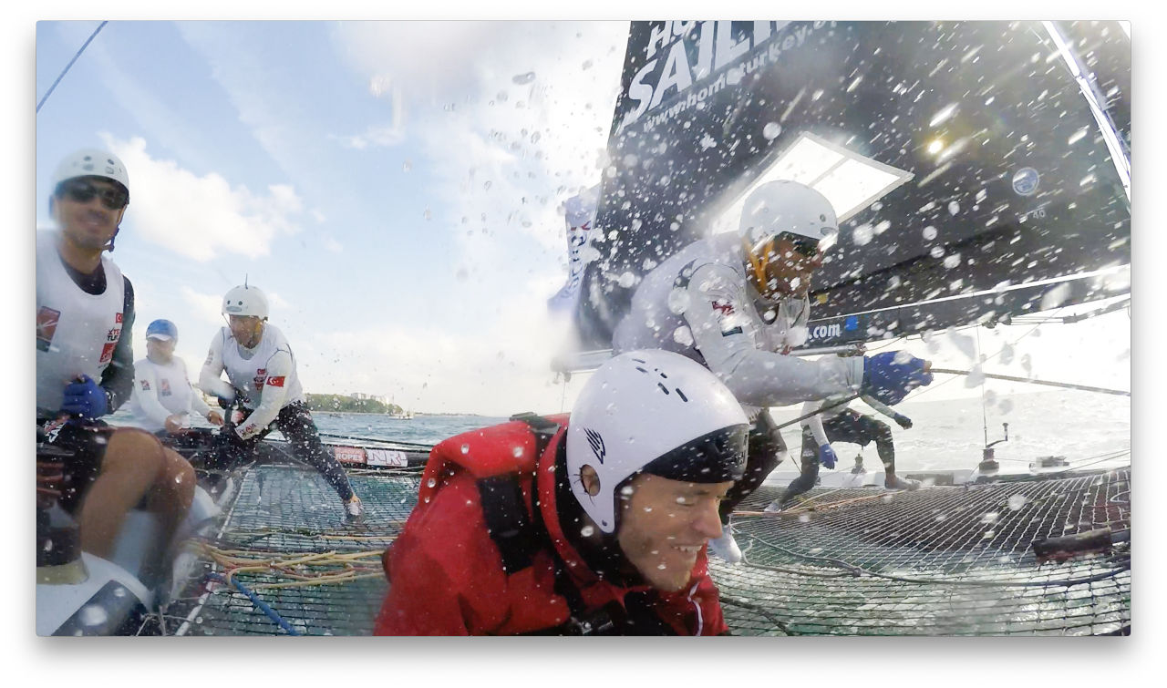 Team Turx sailing