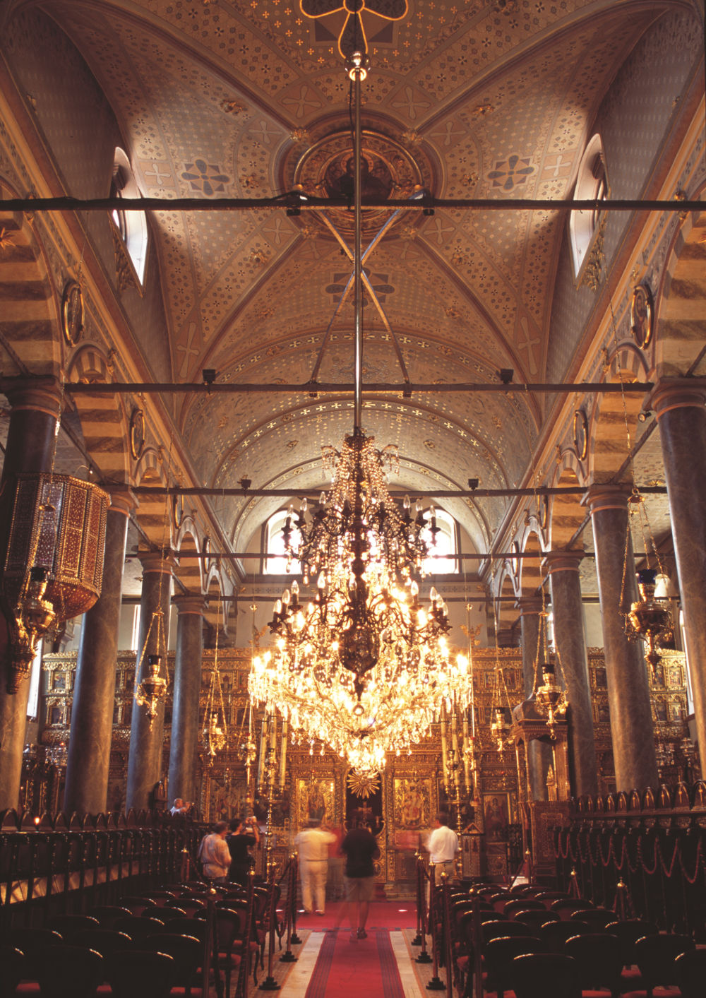 Ecumenical Patriarchate, Istanbul