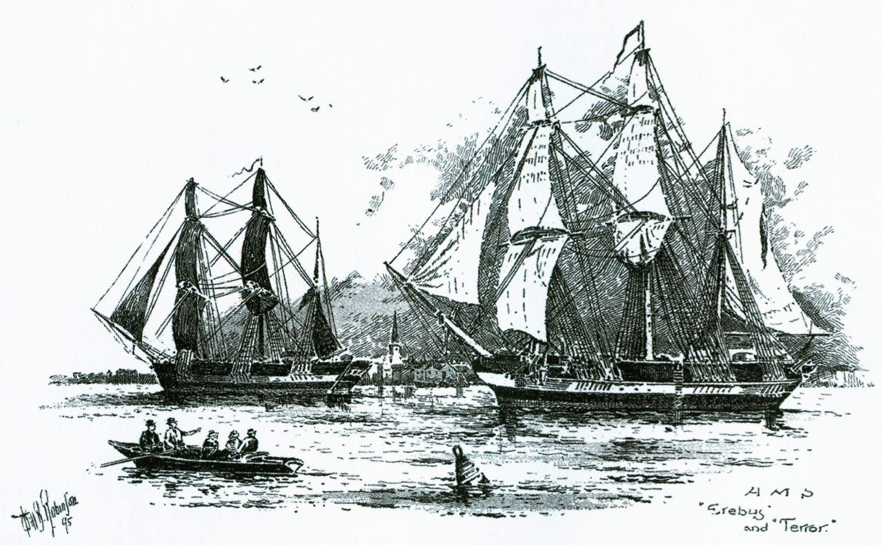 franklin-expedition