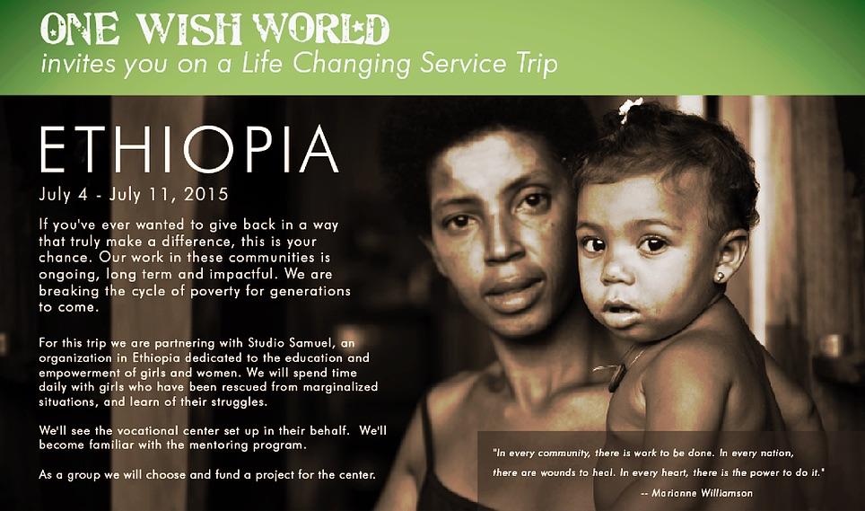 Photo: One Wish World