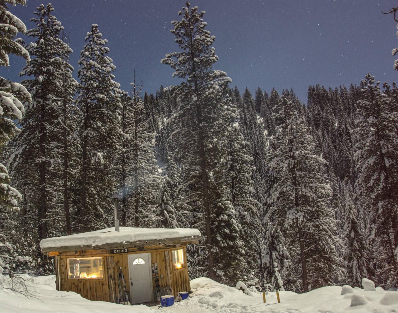 Mores Creek Cabin Curtis Heishman