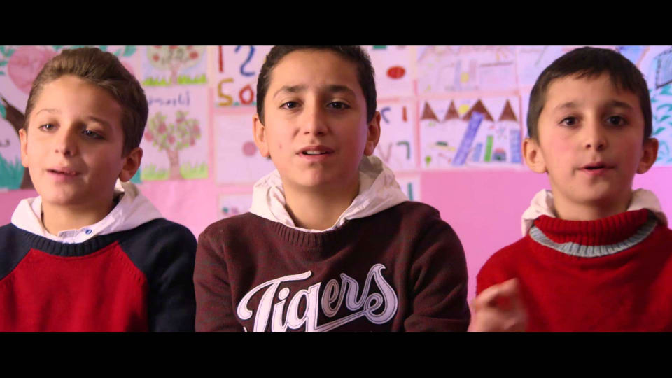 Straight Outta Syria: Meet the young refugee rappers with a message