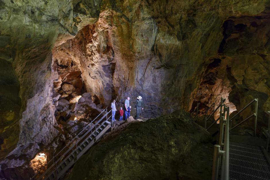 Jewel Cave, South Dakota