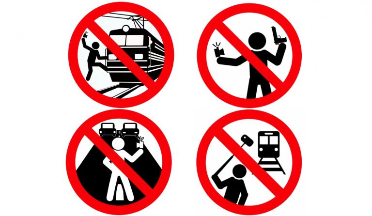 Russian police published a hilarious guide to taking selfies without killing yourself
