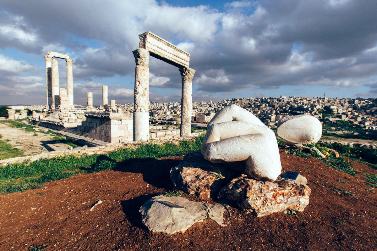Temple of Hercules, Jordan