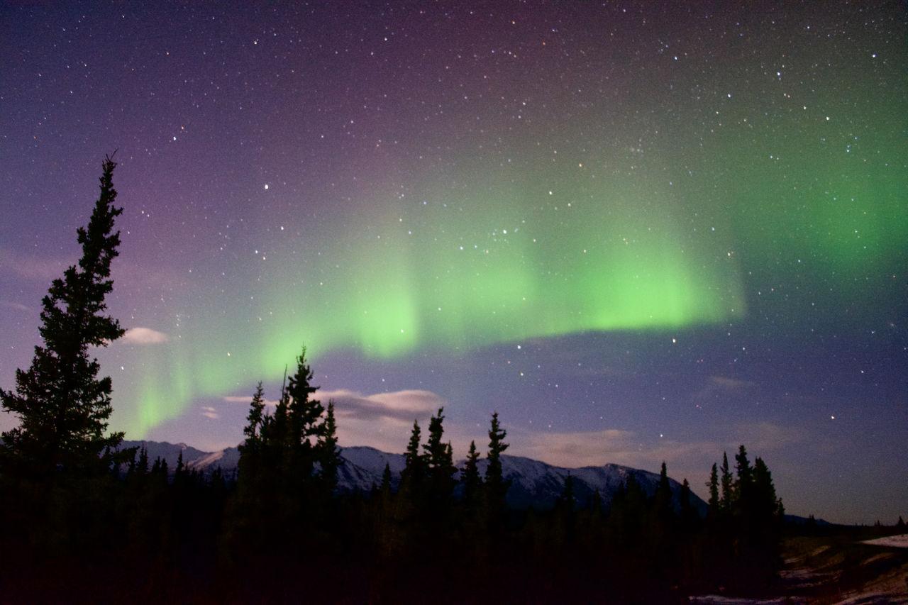Aurora Borealis 1, photo by Mathew Osburn (2)