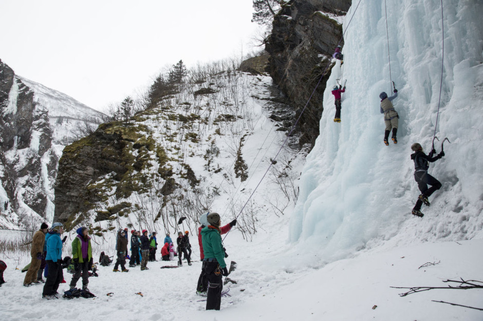Valdez Ice Festival photo by Zach Clanton Photography