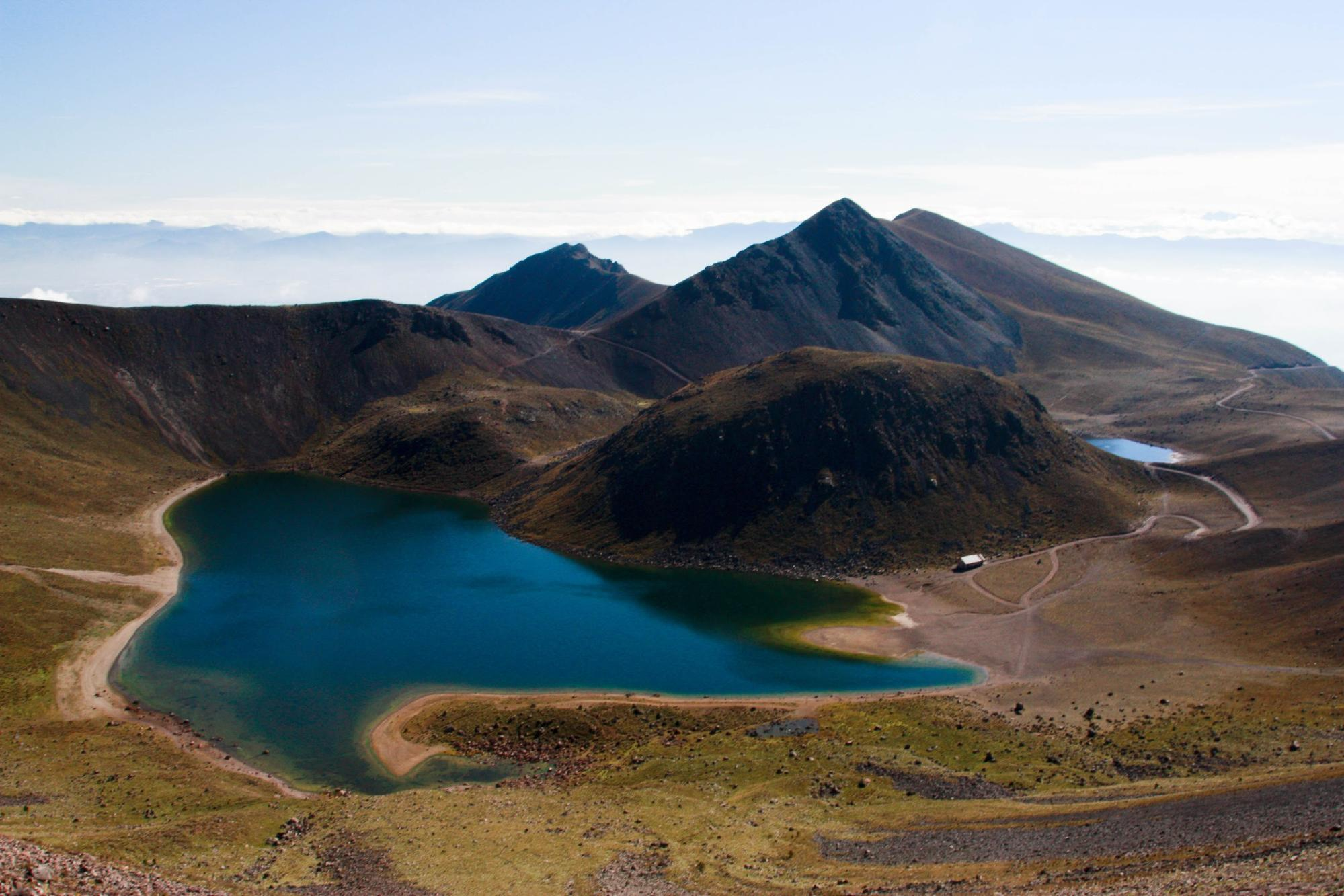 Photo: Nevado de Toluca, Walking Mexico