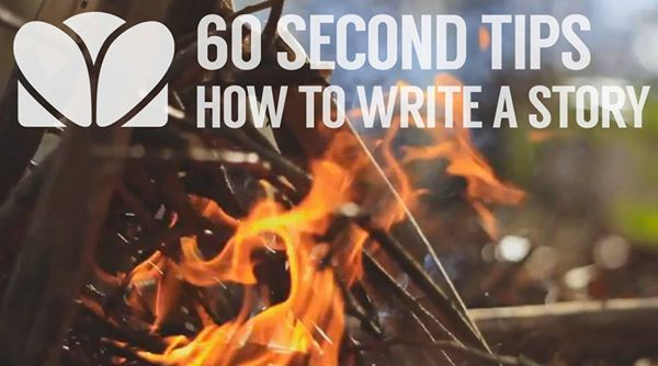60 second tips: How to write a travel story