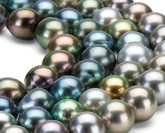Tahiti pearls