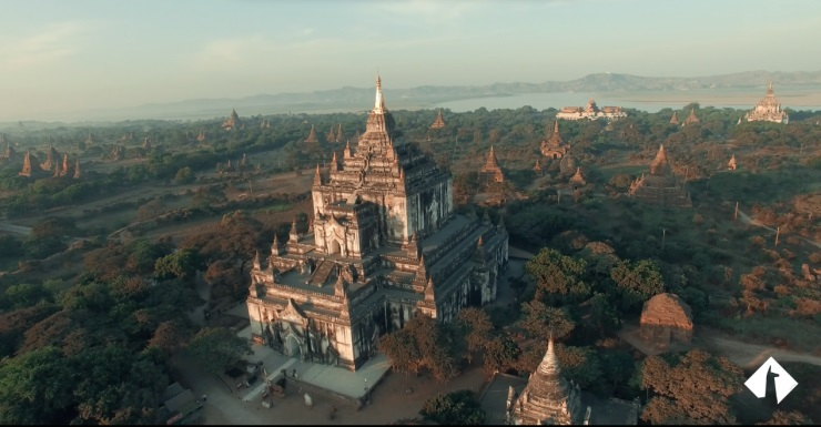 This guy covers 50,000 miles of travel into one of the most scenic drone videos ever