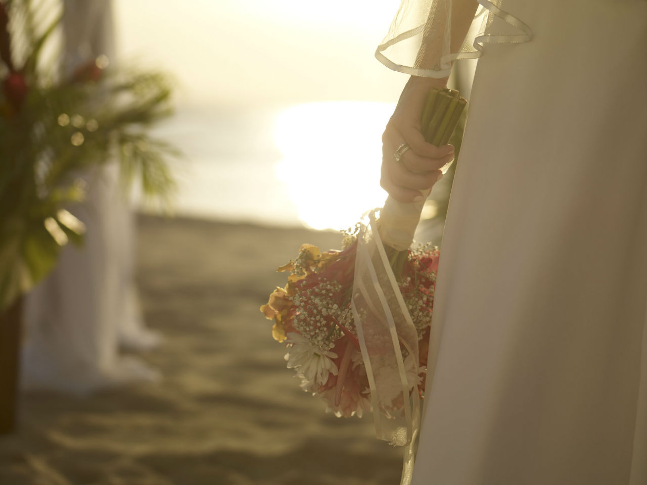 may wedding bouquet