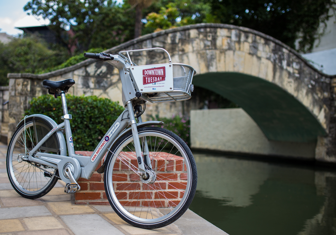 Photo: Scott Ball for San Antonio BCycle