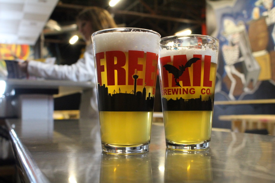 freetail brewing