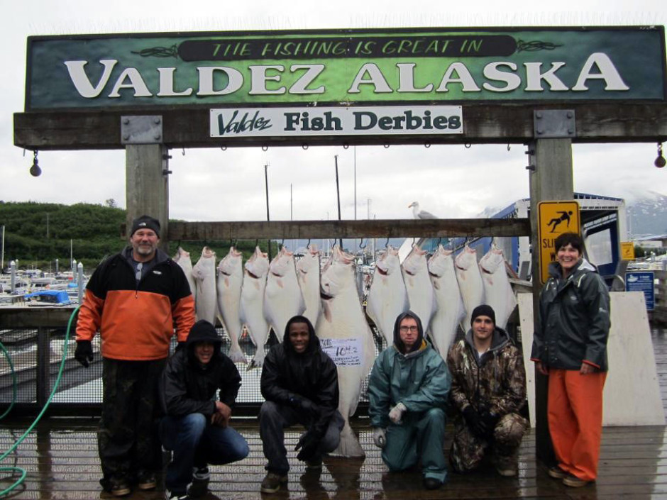 Valdez Fish Derbies