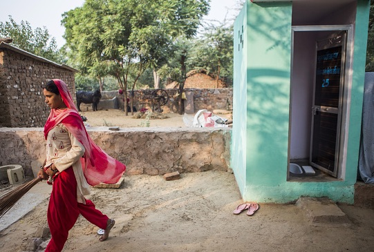 In India, Access To Toilets Remains A Huge Problem - Worst -2555