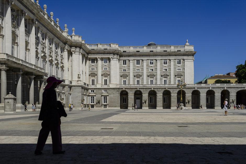 Palacio Real. Crédito: Rodolfo Contreras