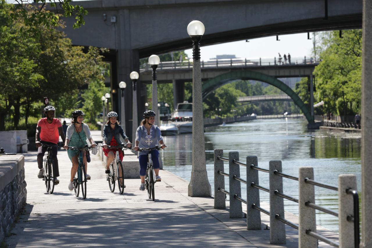 Rideau Canal - credit Ottawa Tourism 9X8A1663