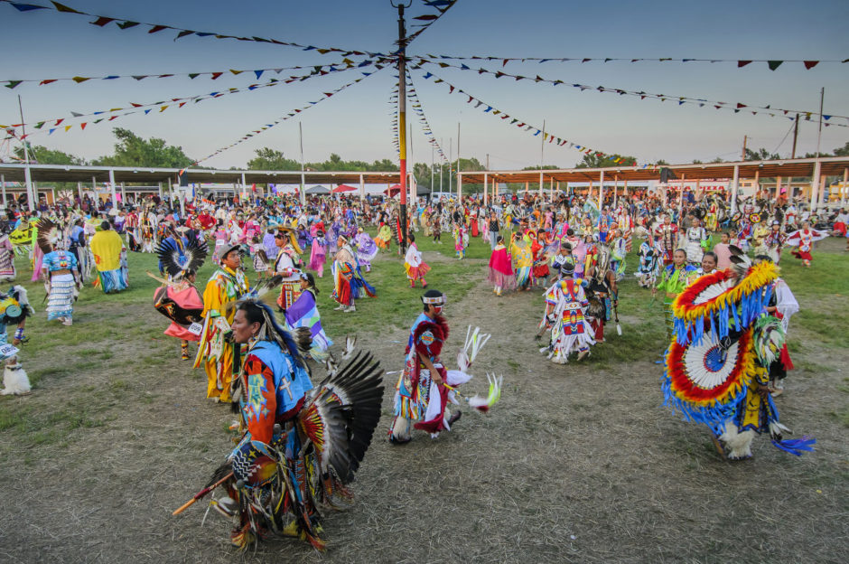 South Dakota Powwow