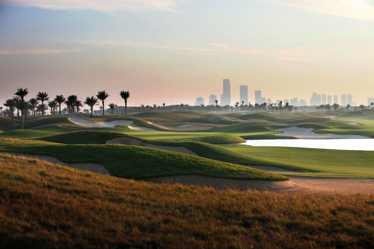 Abu Dhabi golf courses (1)