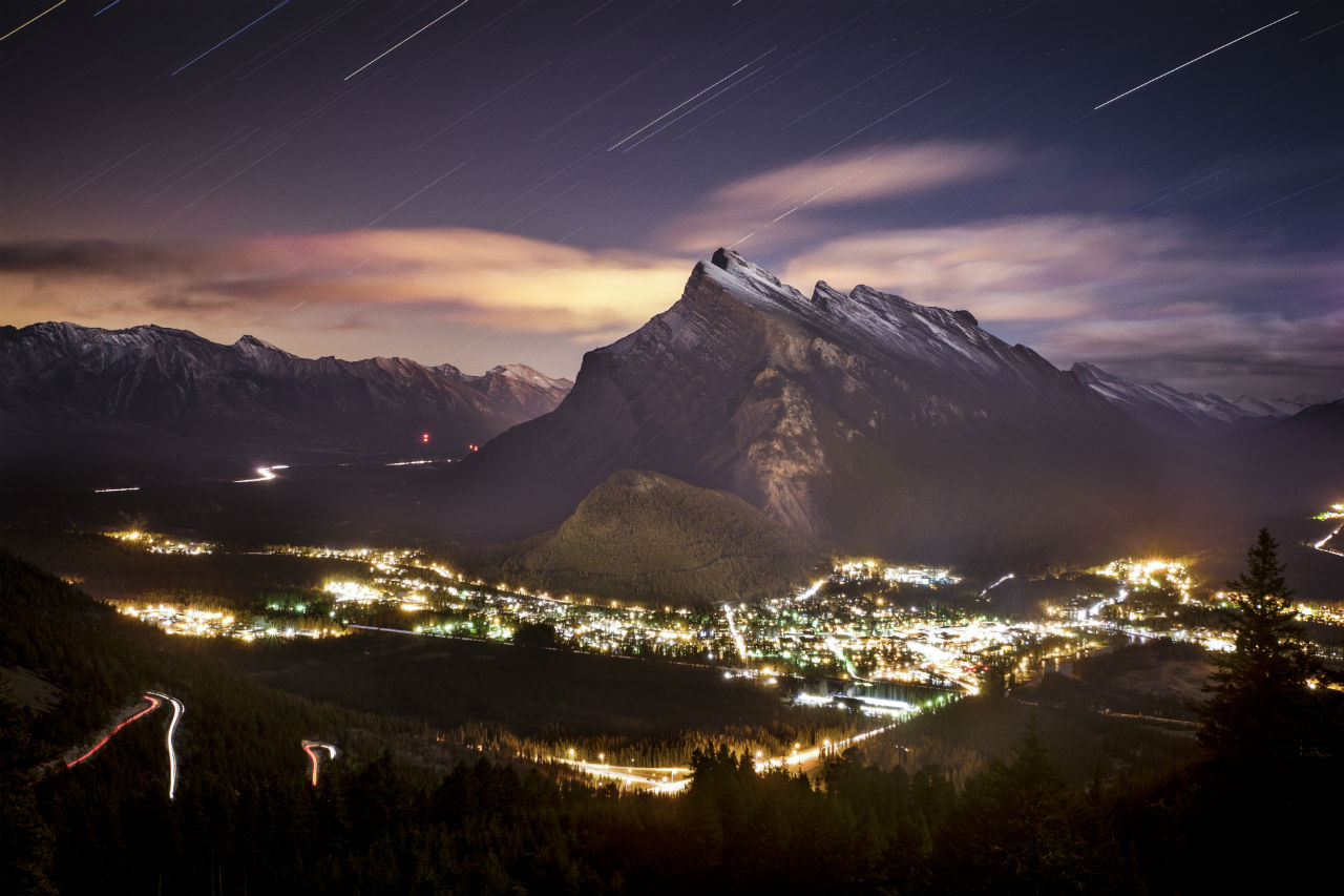 Destination_Signature_Banff_Townsite_Green_Spot_Night_Lights_Summer_Paul_Zizka_19_Horizontal (1)
