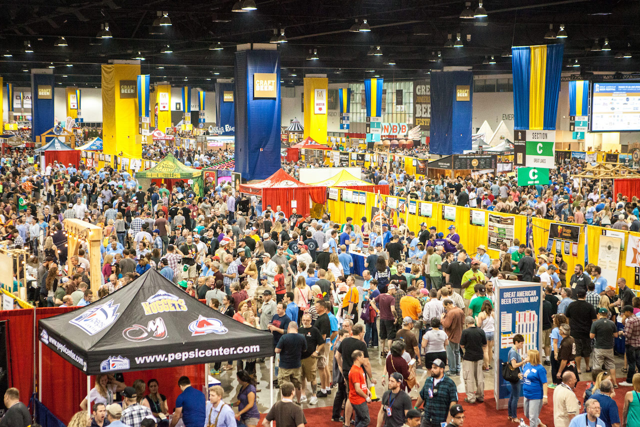 Photo: Great American Beer Festival